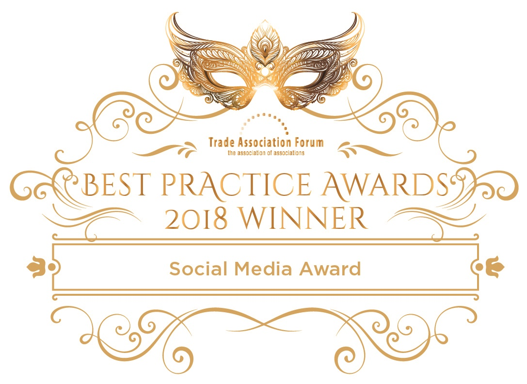 BPCA TAF 2018 Awards WINNER Social Media